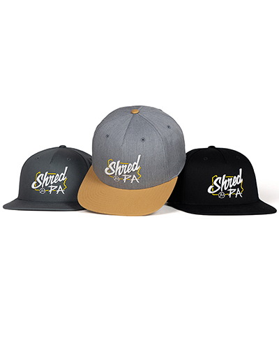 Shred pa cap small
