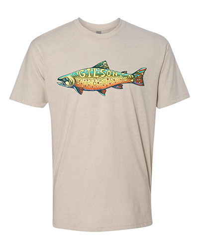 Trout Sand Tee