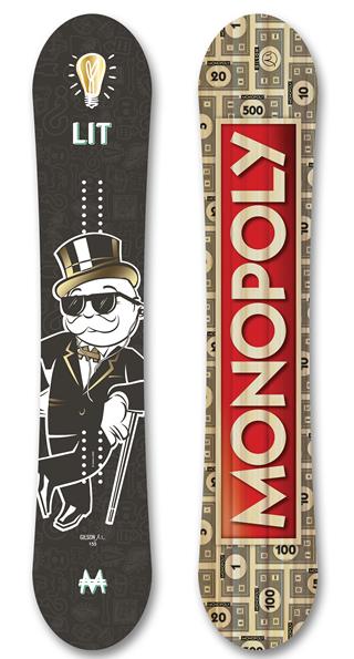 Monopoly - Lit